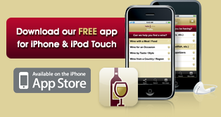 Download the Free Hello Vino App (opens iTunes)