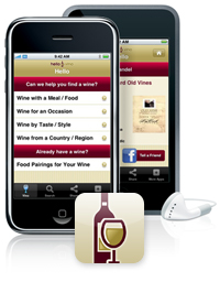 Free iPhone App for Wine Pairing Guide